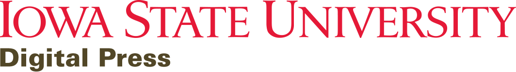 Logo for Iowa State University Digital Press