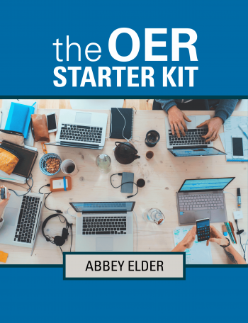 The OER Starter Kit cover