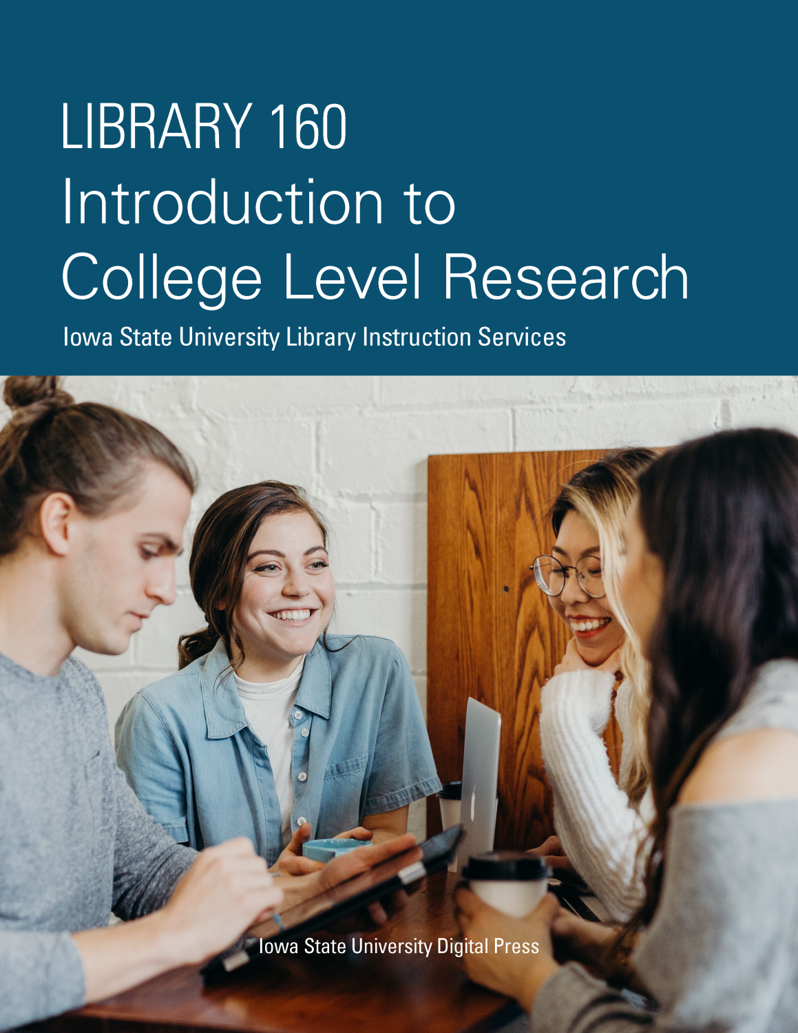 Cover image for Library 160: Introduction to College-Level Research