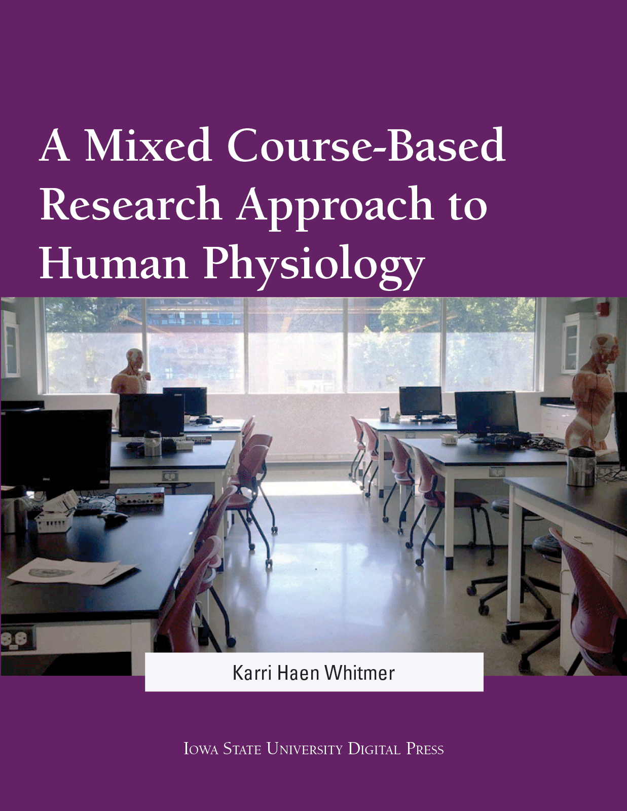 Cover image for A Mixed Course-Based Research Approach to Human Physiology