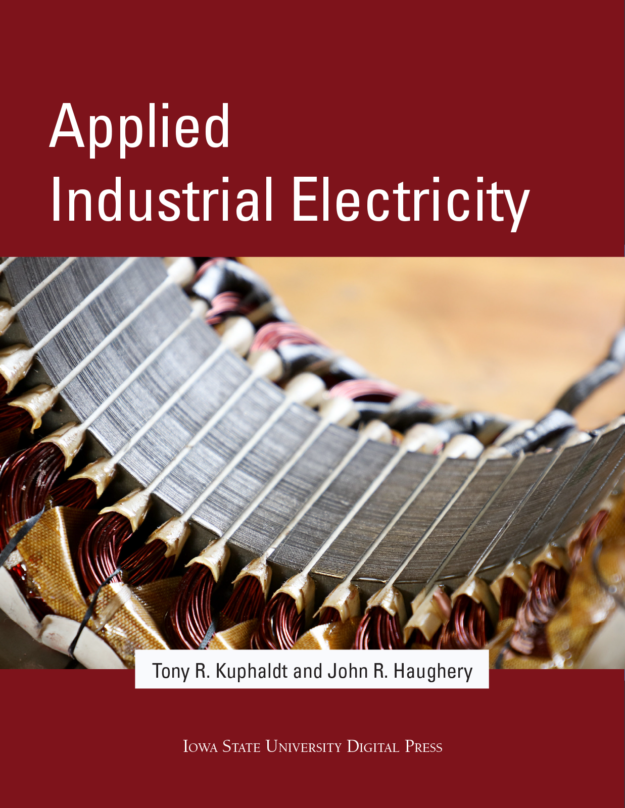 Cover image for Applied Industrial Electricity