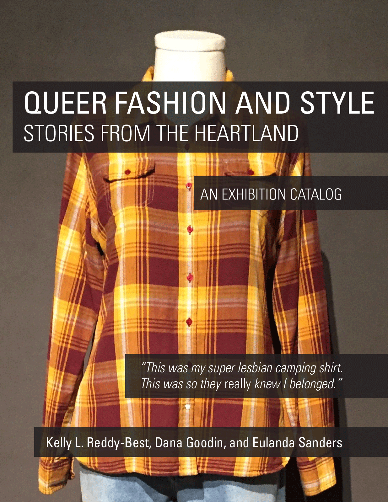 Cover image for Queer Fashion and Style: Stories from the Heartland
