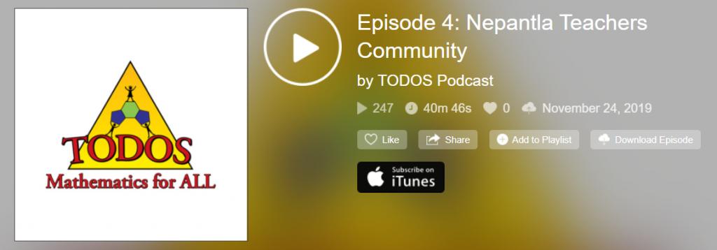 Nepantla Teachers Community Podcast