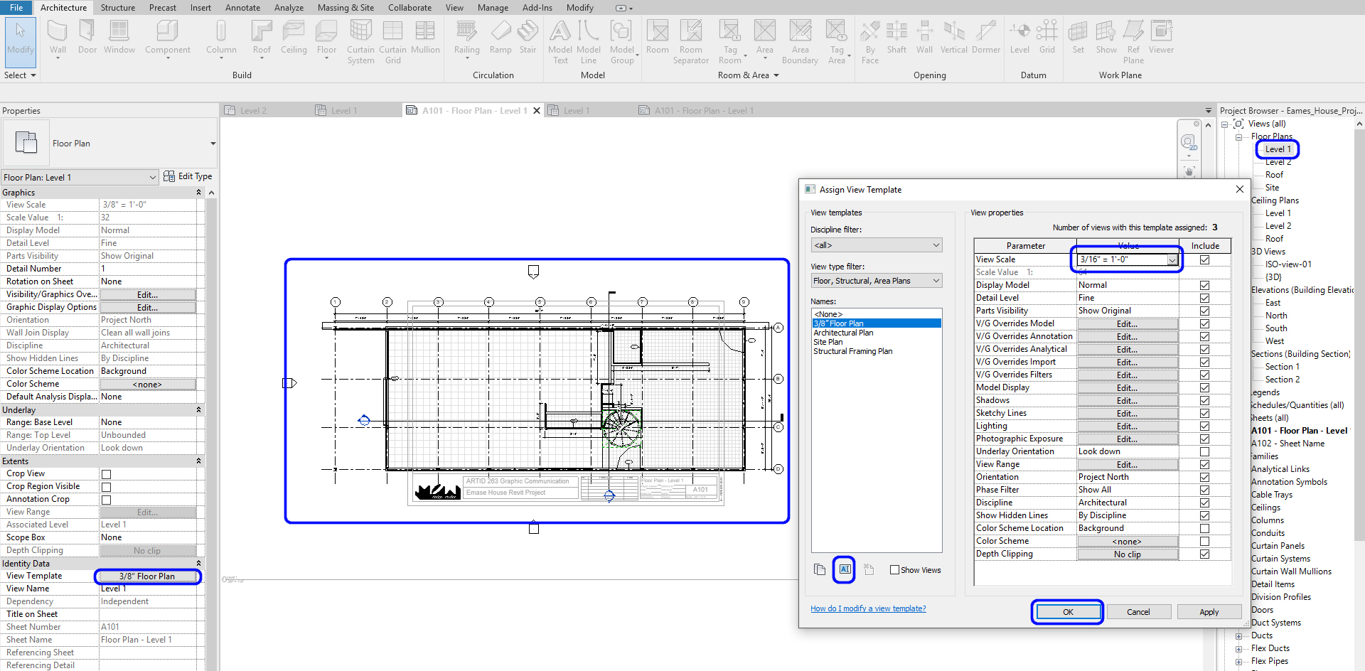 It indicates how to add views to the sheet's scale change.