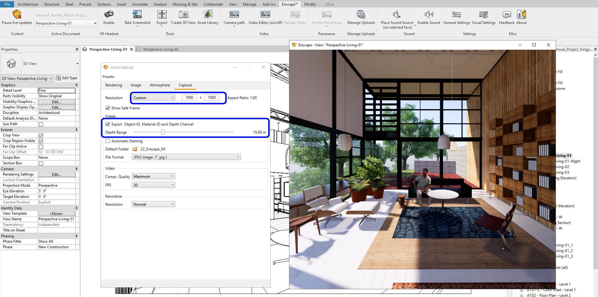 It indicates how to set a custom image size.